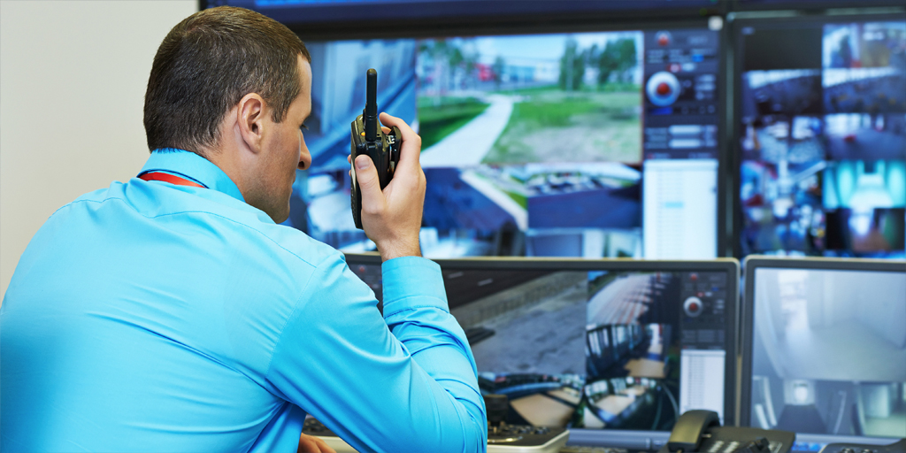 Which Do I Need CCTV or Security Guards? - Eurotech Security