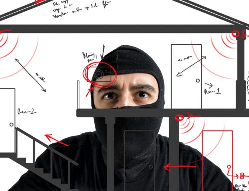 What makes your home attractive to burglars?